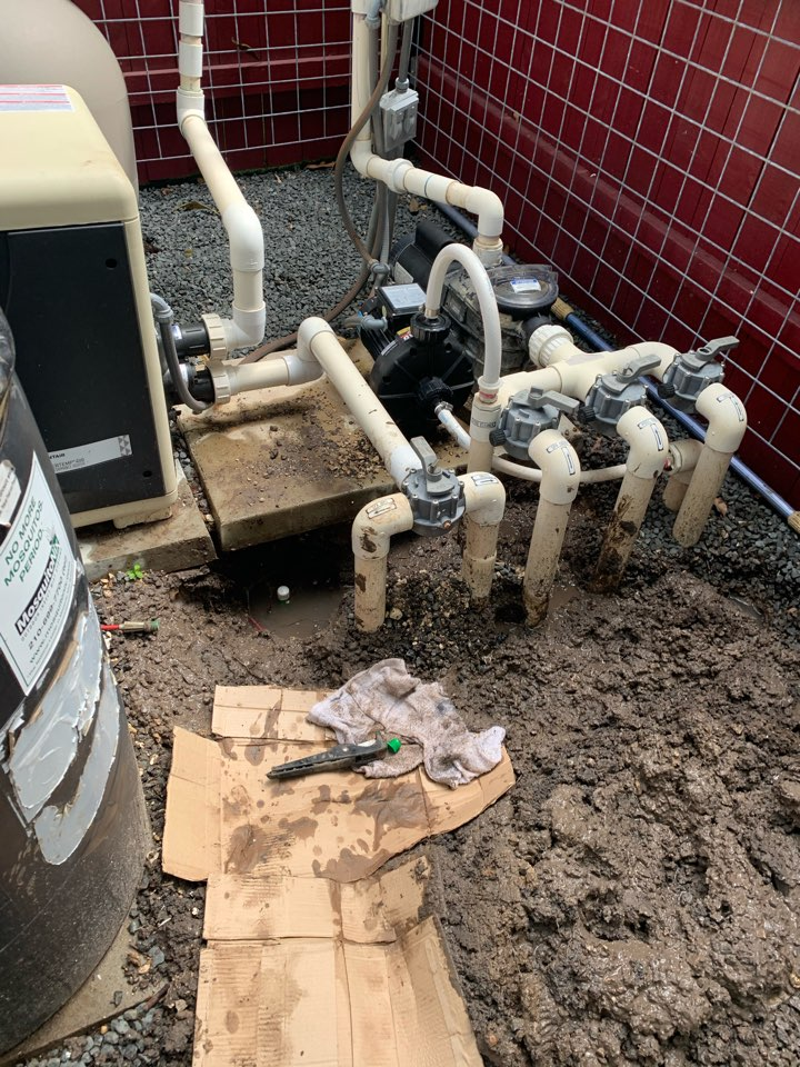 """San Antonio, TX - Repairing a 1/2"""" lateral leak and system check"""
