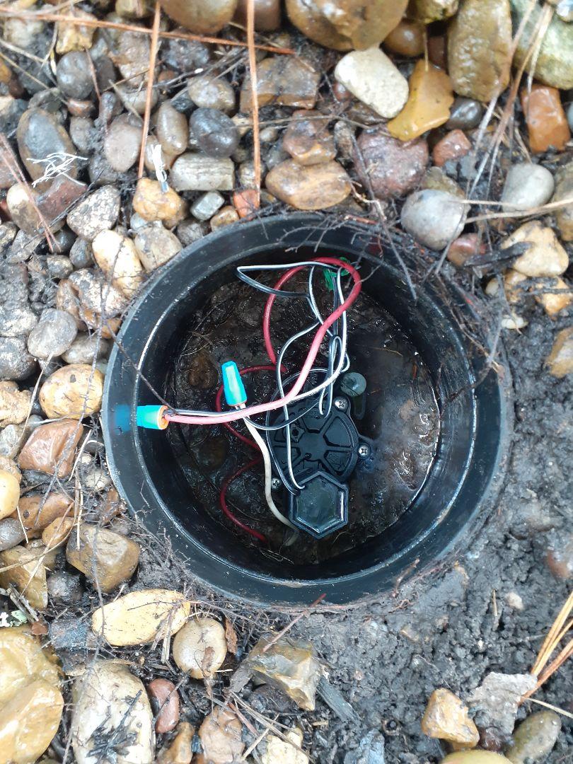 Replacing sprinkler valves