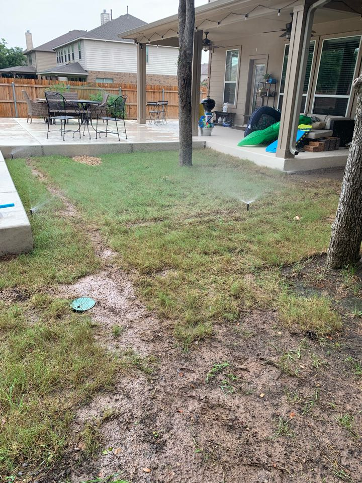 Cedar Park, TX - Pool revamp and system check