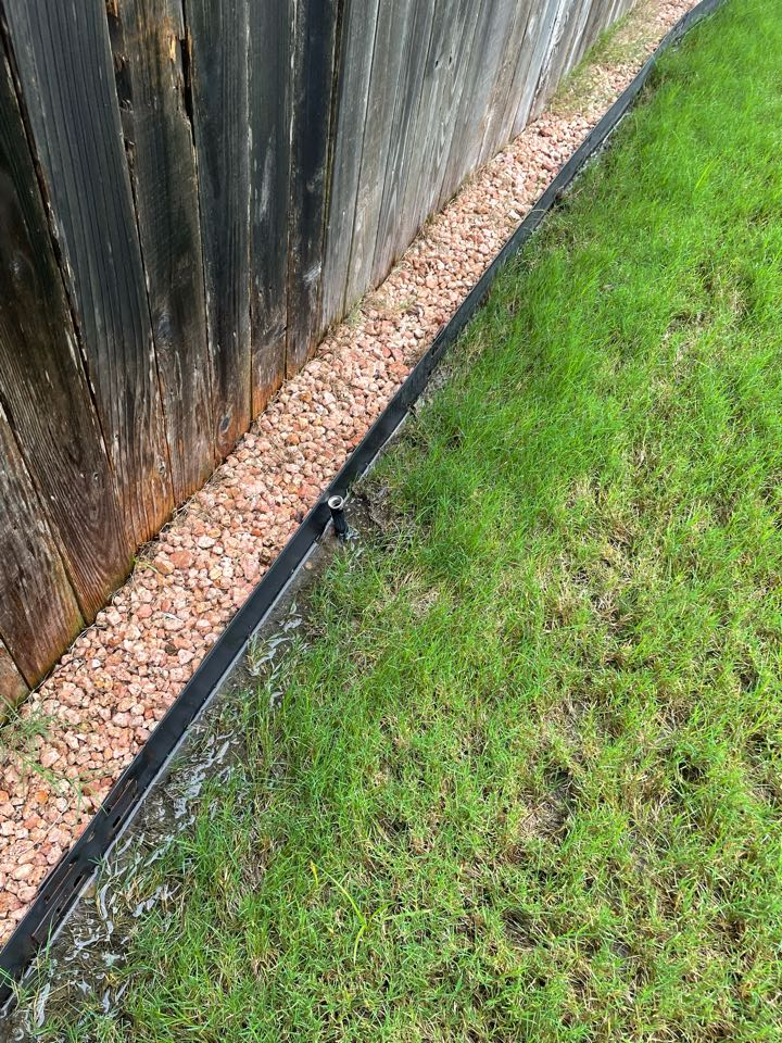 Liberty Hill, TX - Seasonal inspection with repairs