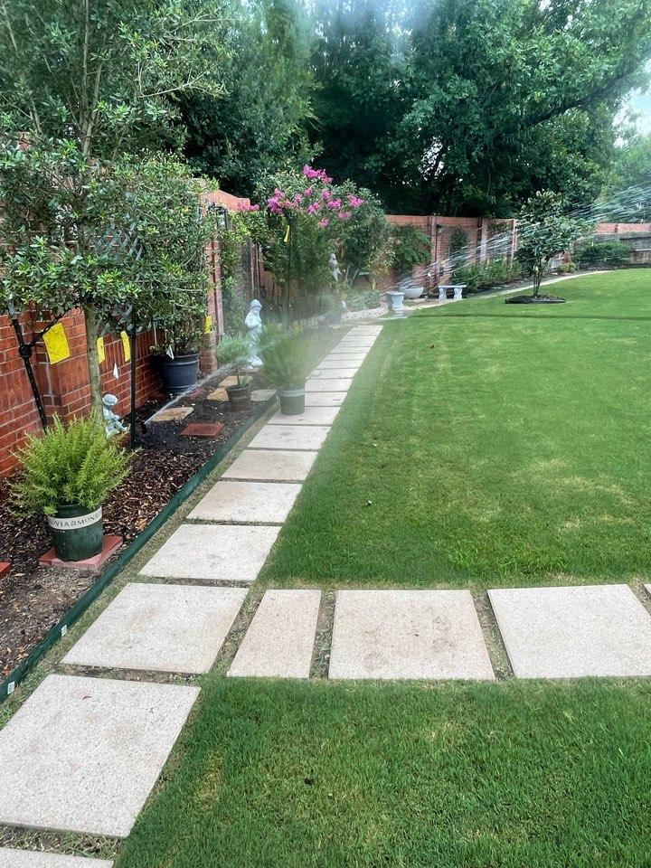 Sugar Land, TX - Sprinkler repair