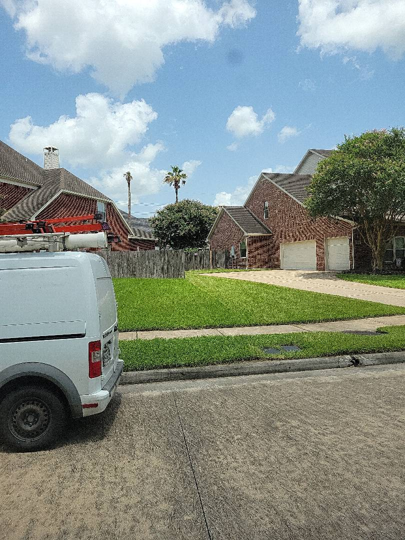 Pearland, TX - Rebuilt valve replaced the controller