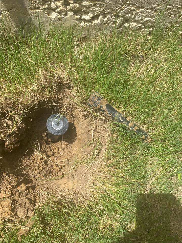 North Richland Hills, TX - Fix broken head