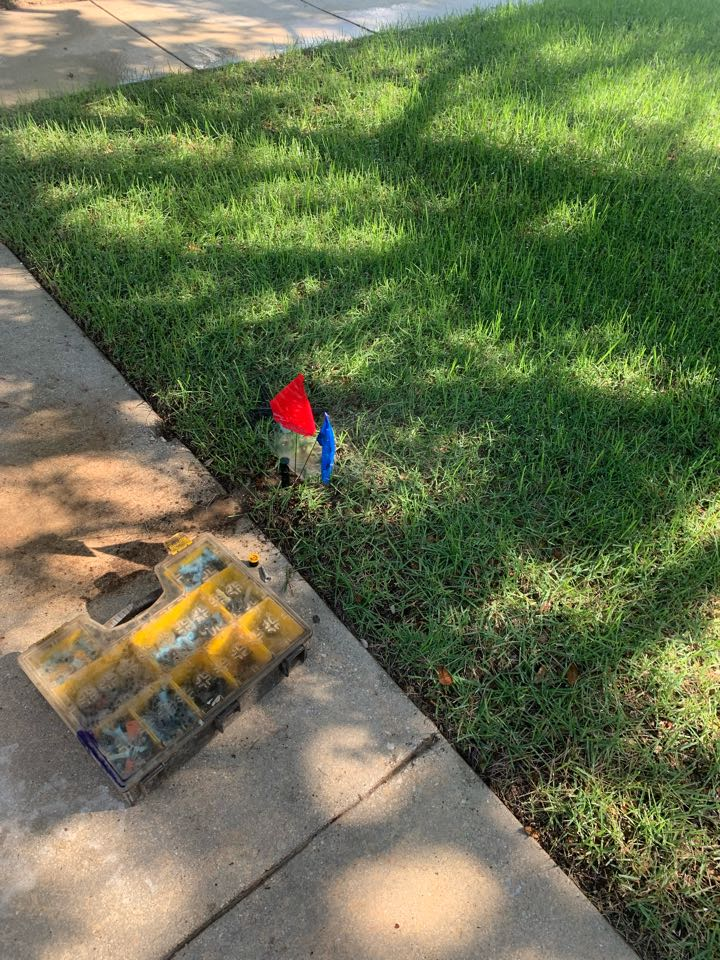 Helotes, TX - System check and replacing nozzles for better coverage