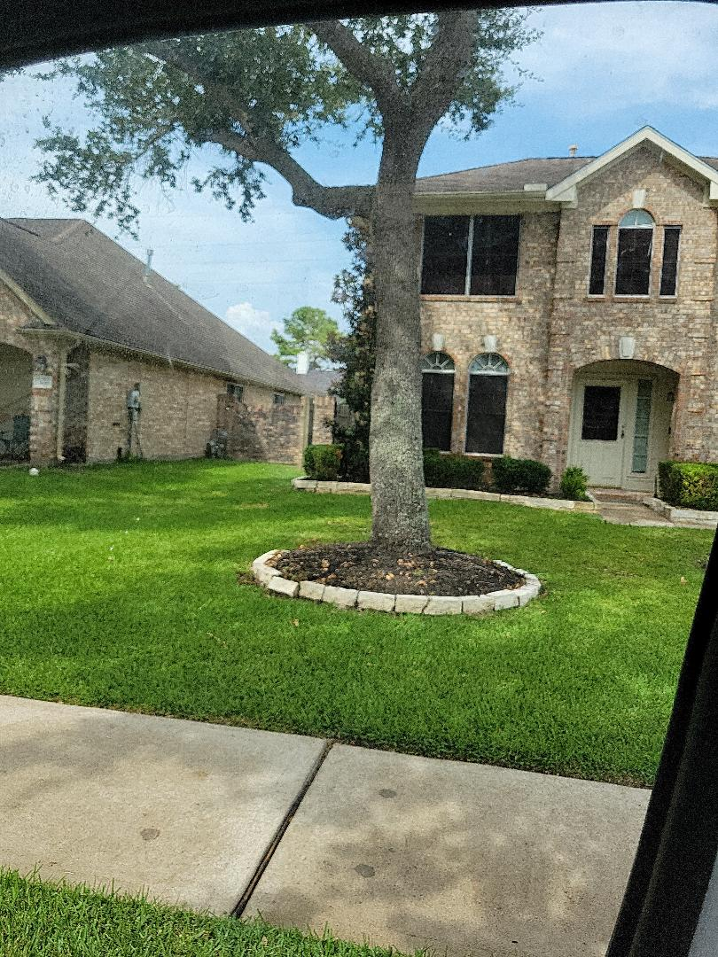 Pearland, TX - Repaired cut wire.