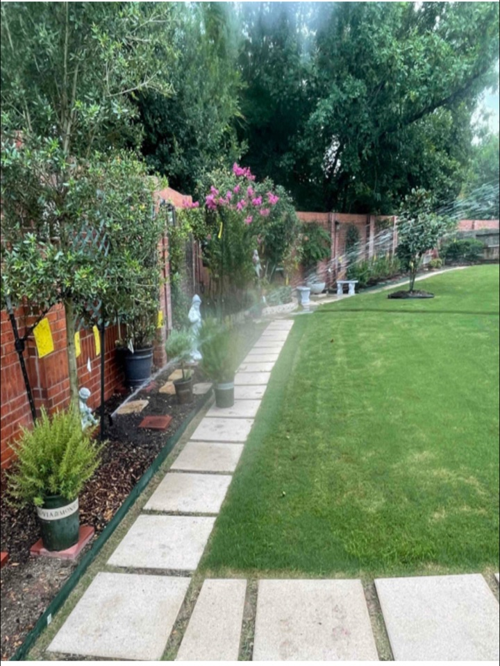Tomball, TX - Sprinkler repair