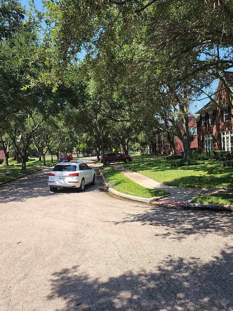 Sugar Land, TX - Repaired leaks