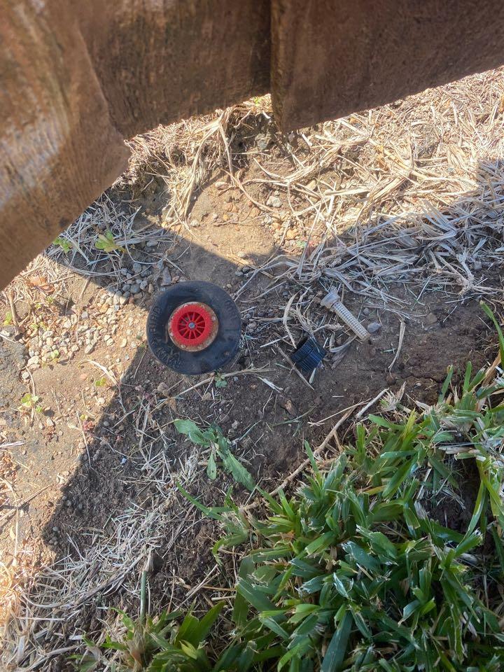 Flower Mound, TX - Fix broken head