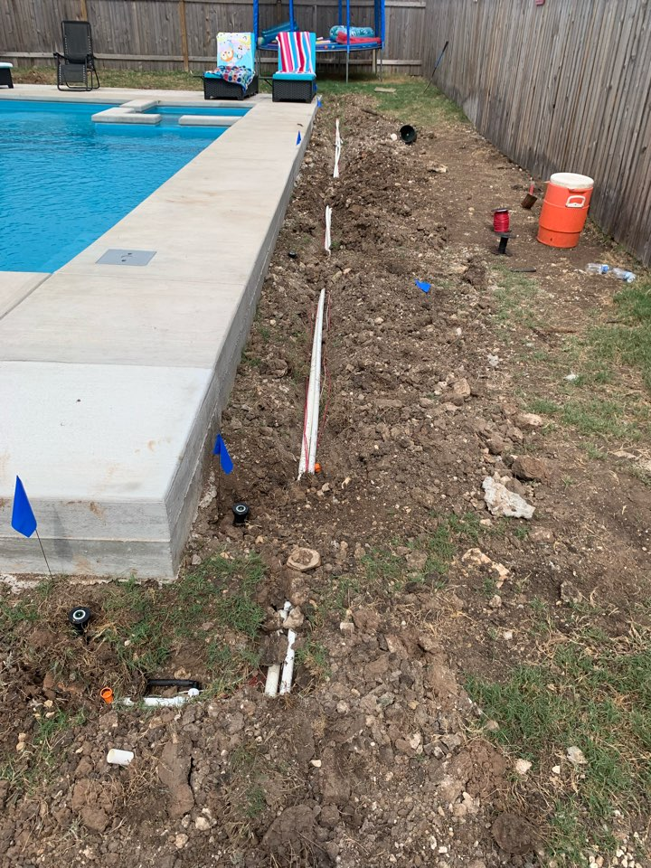 Leander, TX - Pool revamp and system check up