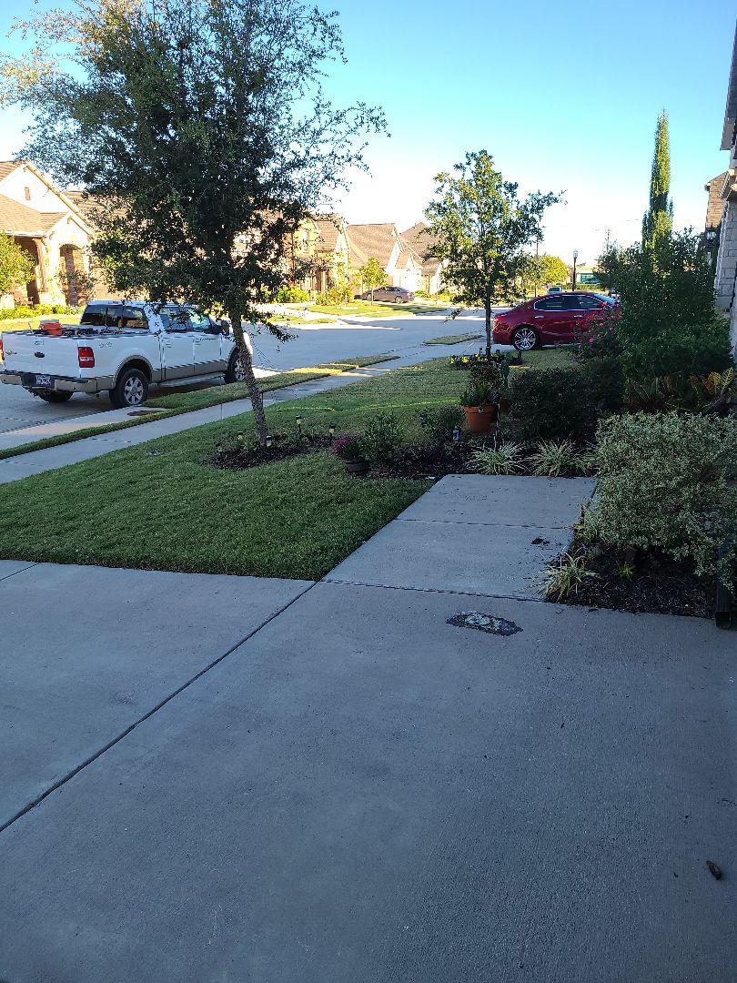 Sprinkler system repairs, broken sprinkler heads.