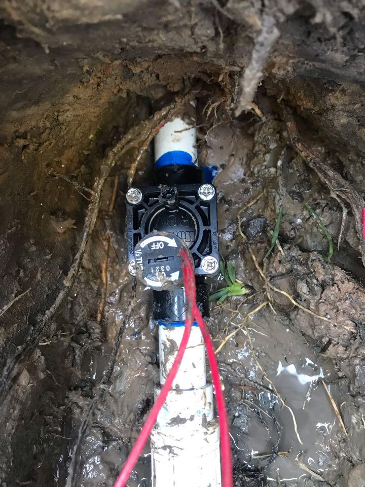 Tiki Island, TX - Replace valve