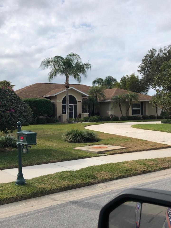 Parrish, FL - Installing new Gaf Lifetime Roof