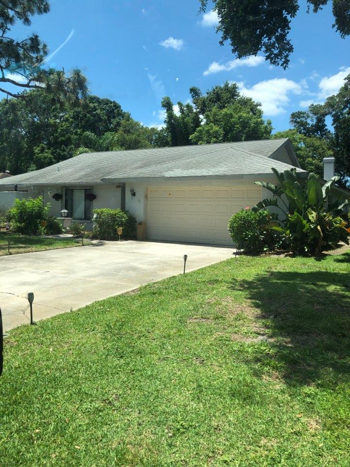 Sarasota, FL - Installing new Gaf Lifetime Roof