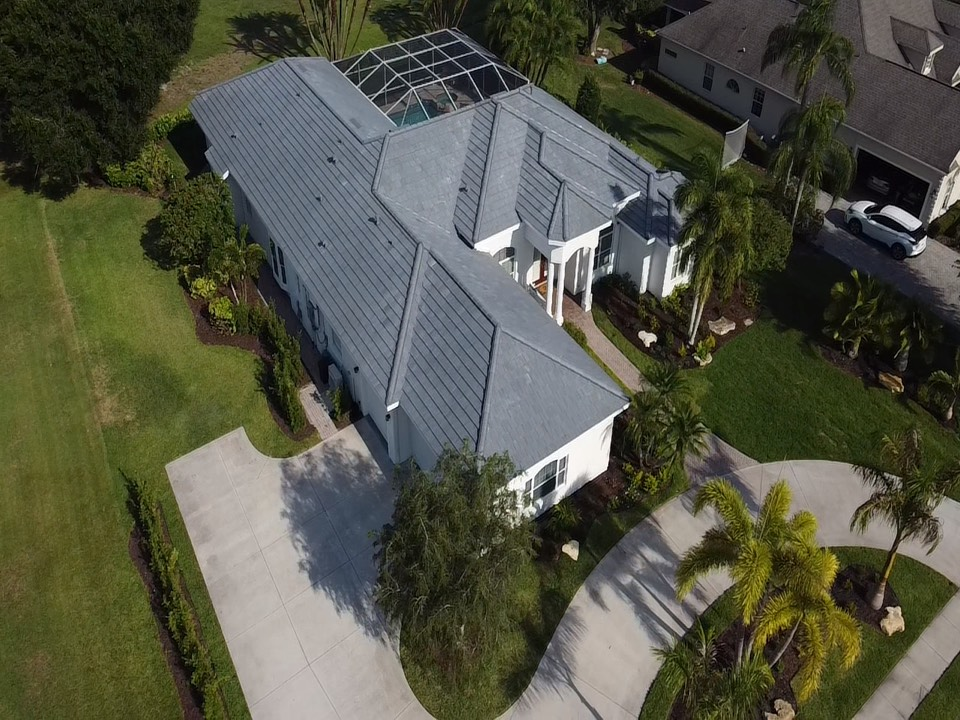 Bradenton, FL - Completed Tile Roofing Project