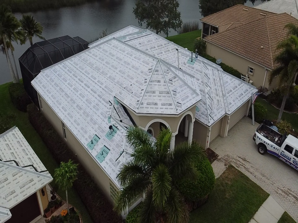 Sarasota, FL - Dried-in, Ready for Tile