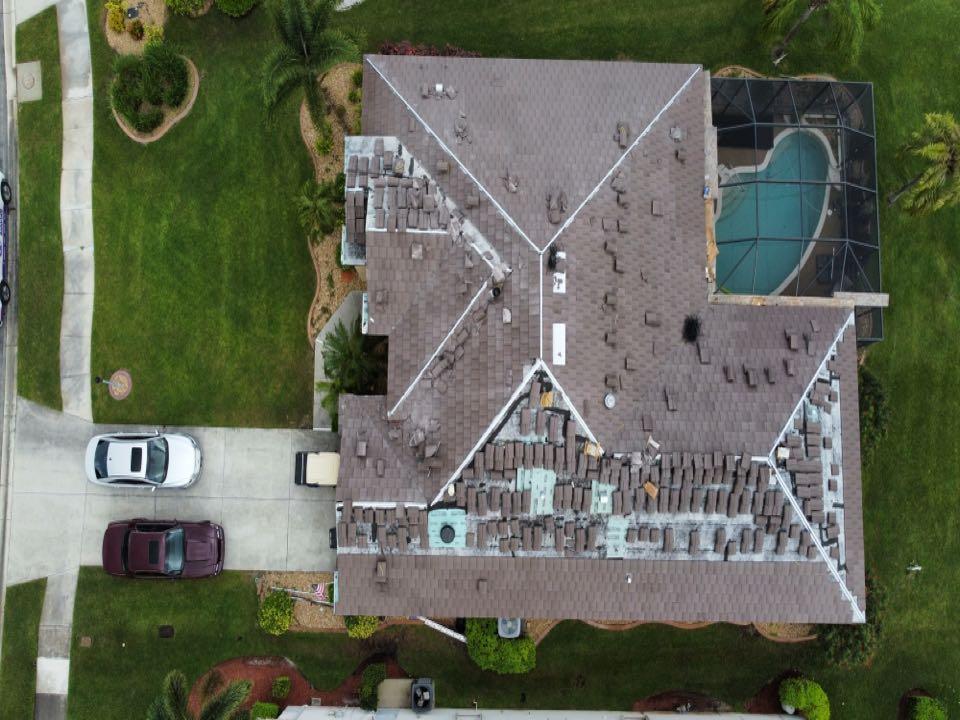 North Port, FL - Boral Tile Roof (Profile: Saxony 900 Slate) (Color: Espresso Blend) INPROGRESS