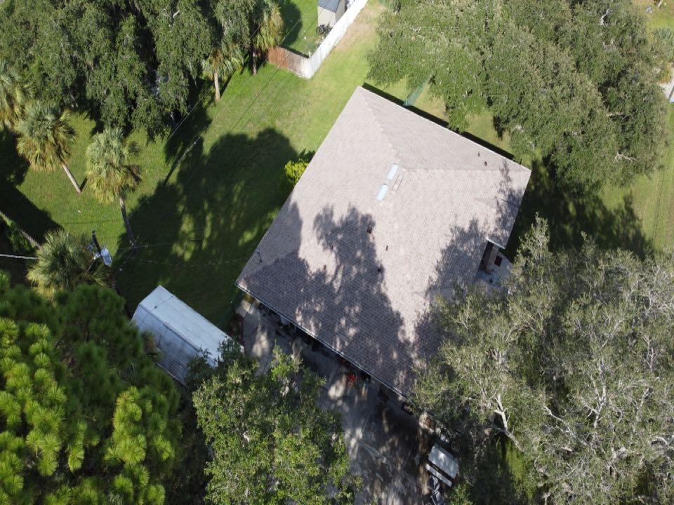 Venice, FL - Finished GAF Shingle Roof