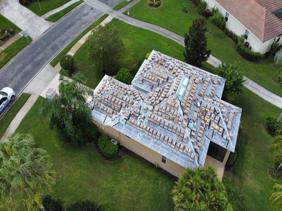 North Port, FL - Tiles Loaded, Installing Soon