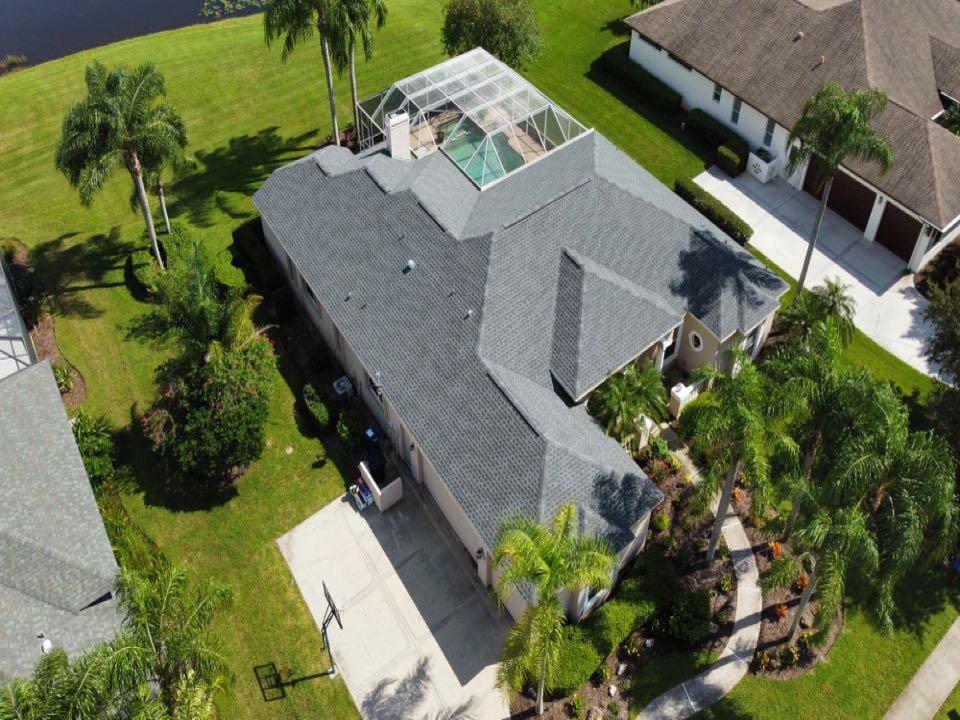 Bradenton, FL - GAF shingle Roof
