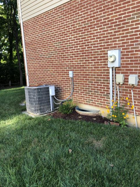 South Lebanon, OH - I installed a new Carrier 96% 120,000 BTU Gas Furnace & Carrier 13 SEER 5 Ton Air Conditioner