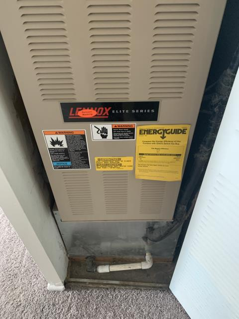 Dayton, OH - I performed a diagnostic on a Lennox gas furnace. When I started the furnace the flame sensor tripped. I pulled and cleaned the flame sensor. The furnace ran and then tripped the main limit. I checked the airflow and opened four vents that were closed. I also lowered the gas pressure, and also observed that the main high limit opened multiple times. I recommended replacing the limit.