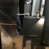 Lebanon, OH - Arrived at customer's home to find heat not working. I replaced blower motor and system is running efficiently.