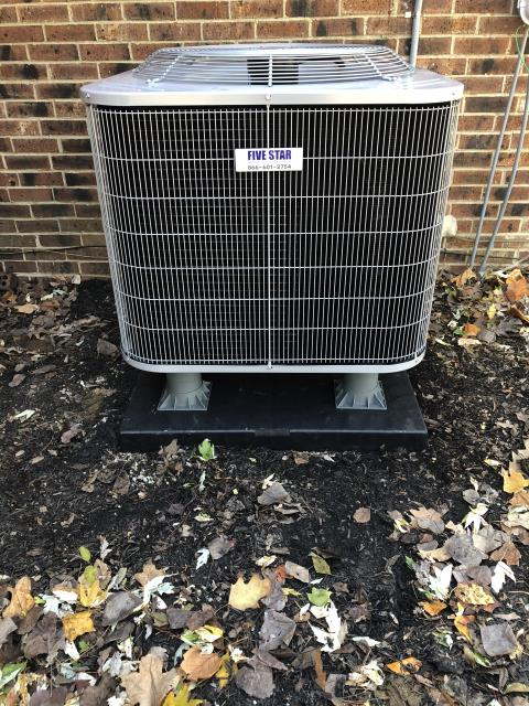 Lebanon, OH - I performed a tune up on a Five Star 16 SEER 3 Ton Heat Pump. Everything checked out within specs. System is operational upon departure.