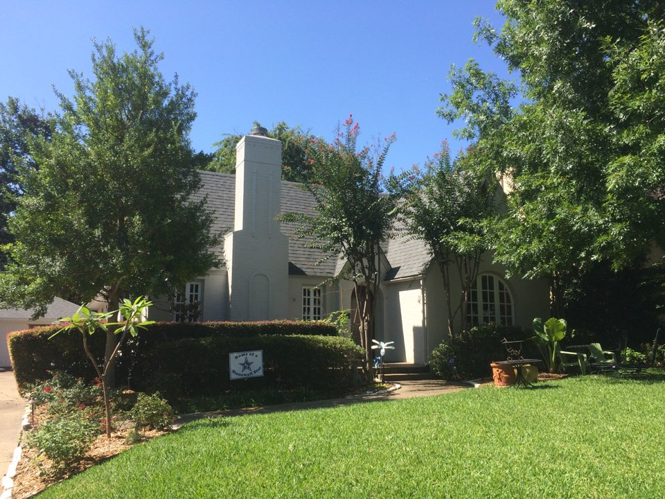 Dallas, TX - Dallas, TX insurance claim.  Installed Owens Corning Oakridge, Color Estate Grey