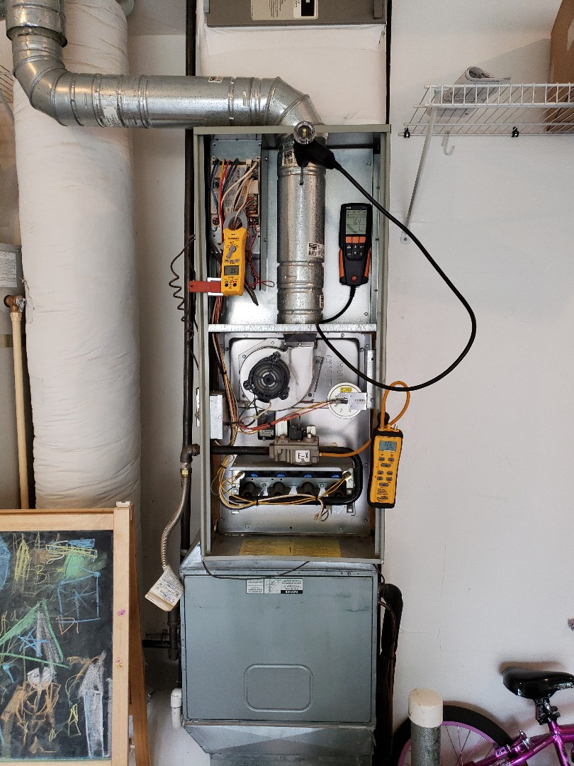 Portland, OR - Standard furnace maintenance