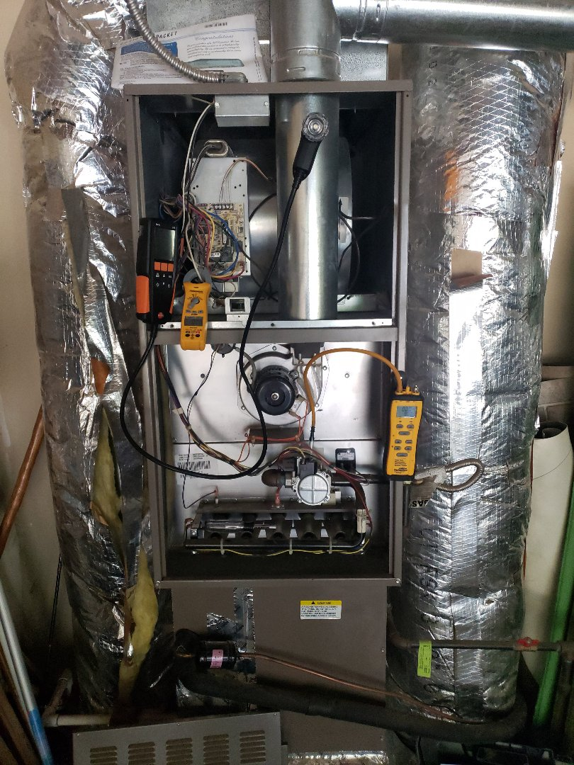 Hillsboro, OR - Standard furnace maintenance