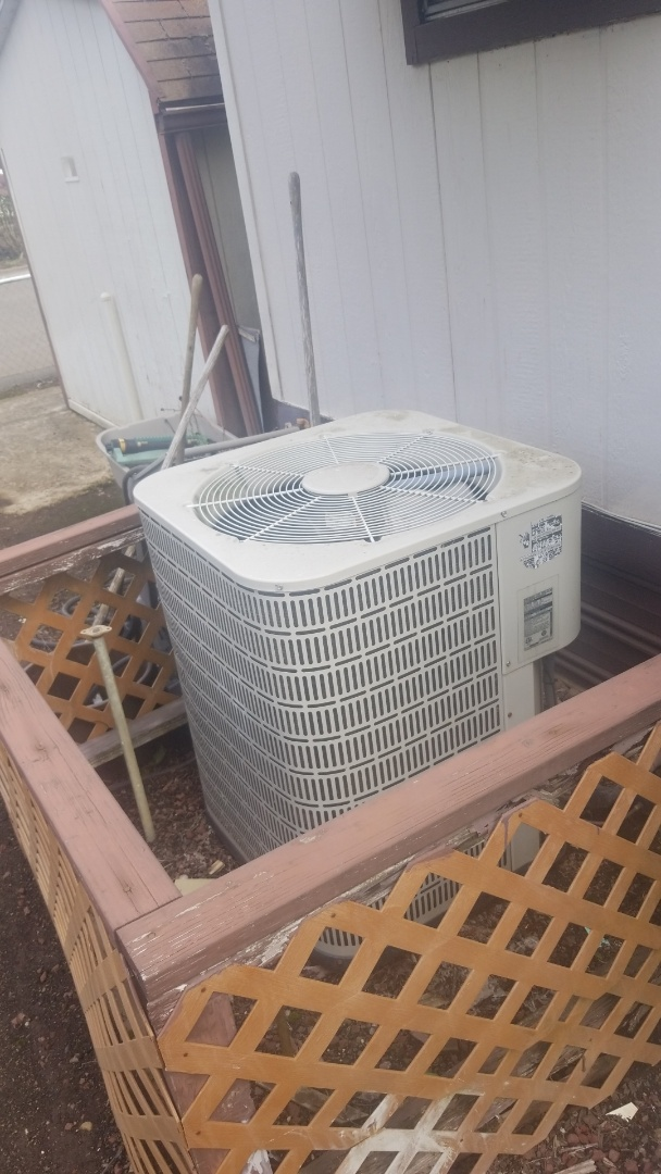 Gresham, OR - Intertherm heat pump check up