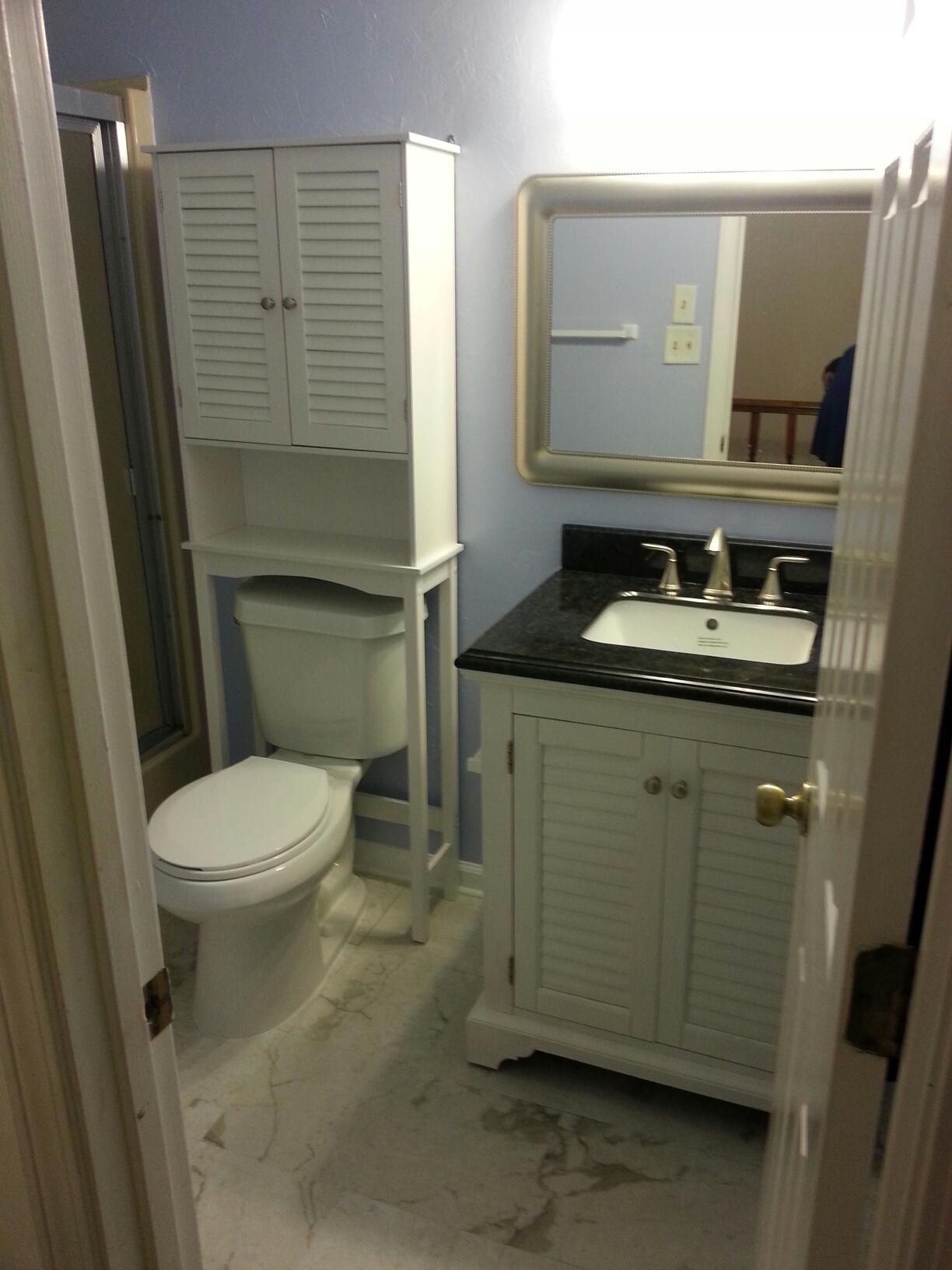 Doraville, GA - Bathroom remodel.