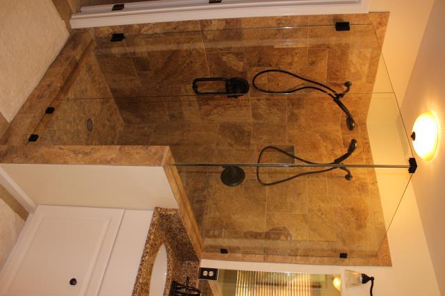 Roswell, GA - Master bathroom remodel.