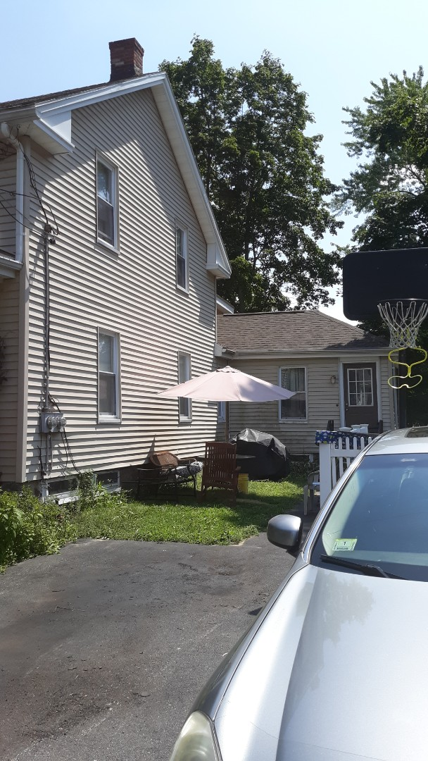 Stoughton, MA - Gaf shingles installed on this home