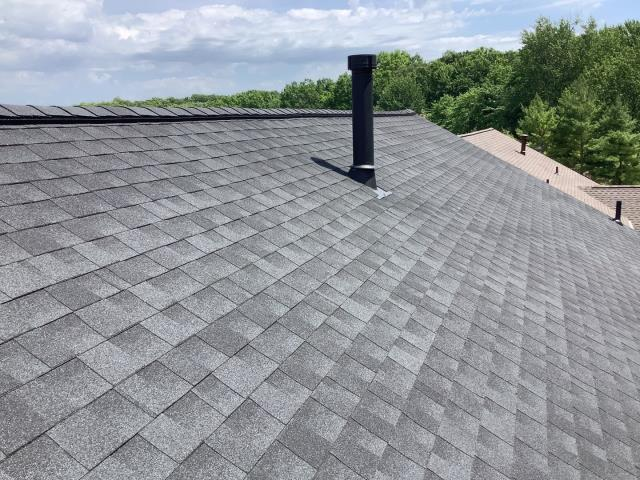 Novi, MI - Jacob's roof went off like a dream! Glad to be the one to replaced it for him!