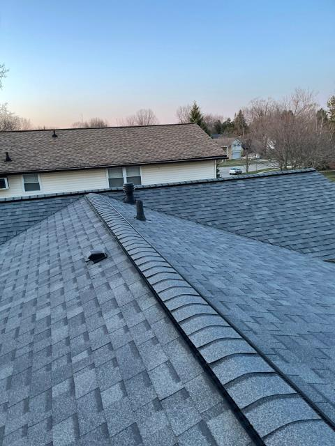 Novi, MI - No more leaks getting into this home! #exceptionalroofingmadeeasy