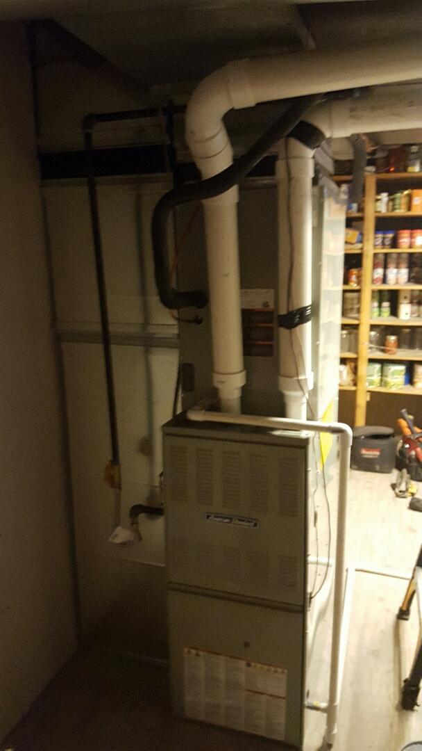 Cedar City, UT - New American Standard,  Trane AC and furnace in Cedar City Utah