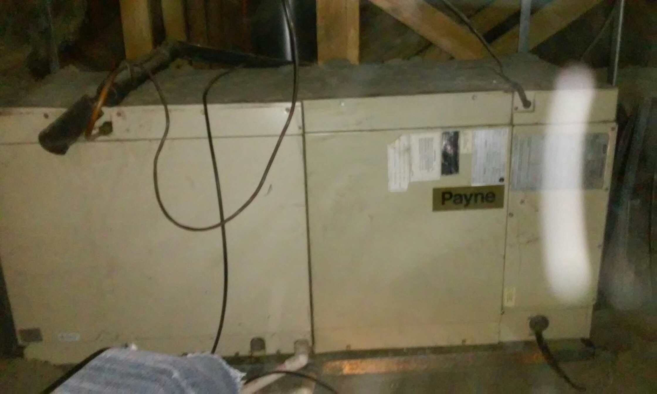 St. George, UT - Removal and reinstallation of a new furnace and ac in St George