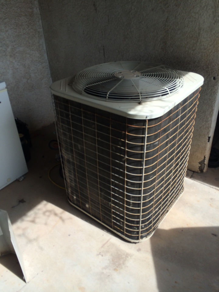 St. George, UT - Heat pump air conditioning replacement