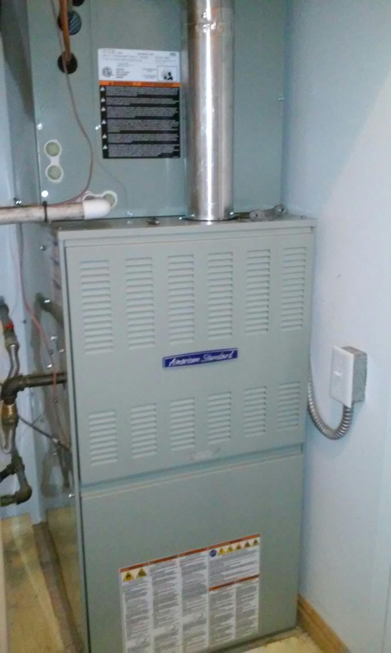 Minersville, UT - Finalizing install new system in Minersville