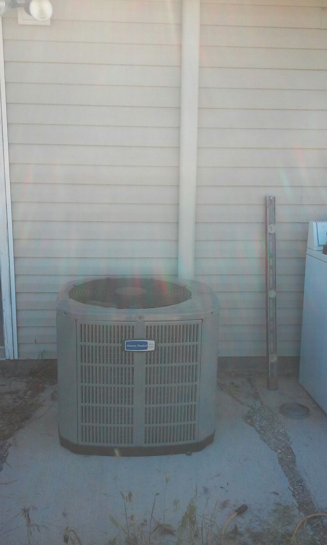 Greenville, UT - Finalizing new furnace and ac in Greenville beaver county