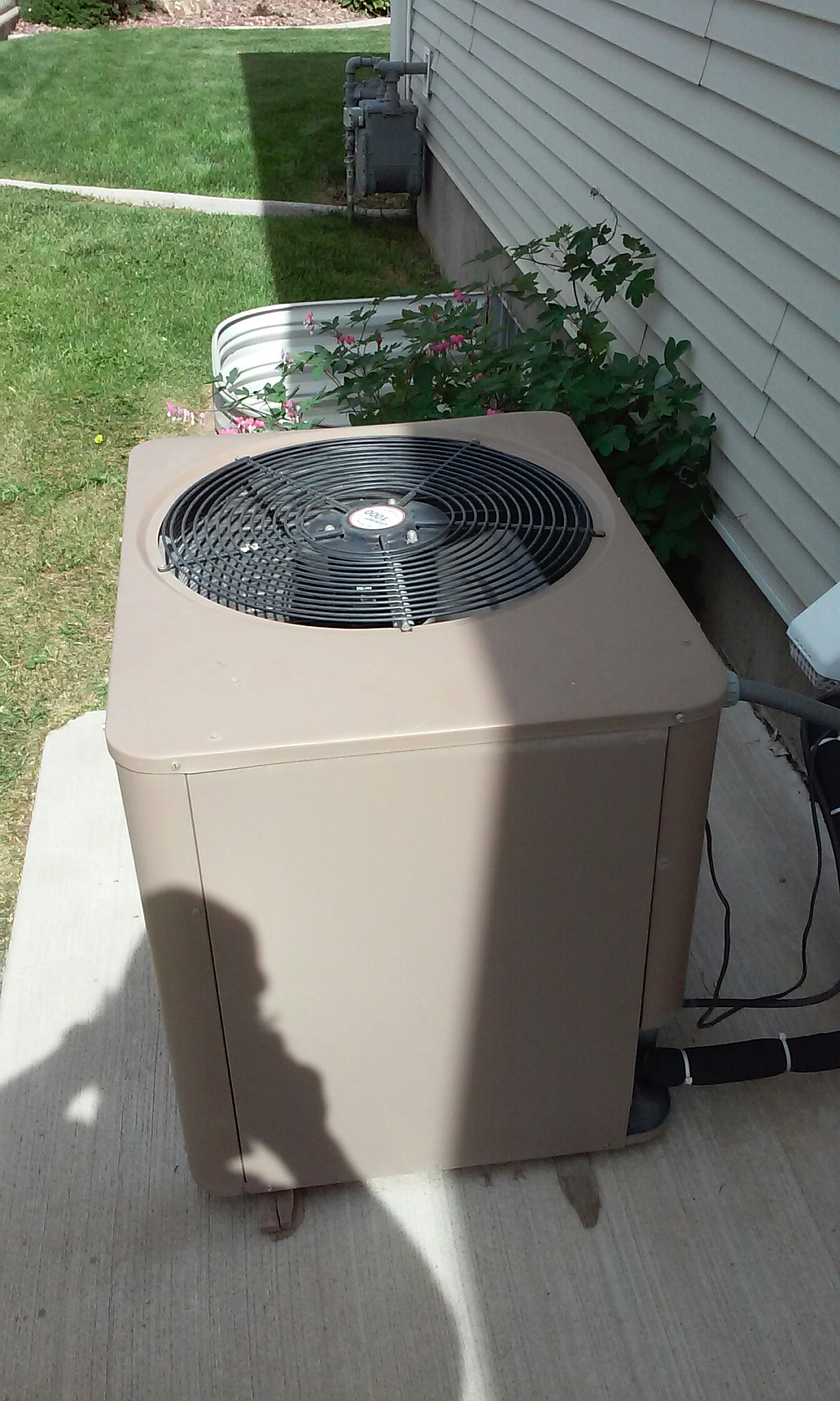 Minersville, UT - Condenser fan motor replacement in Beaver Utah