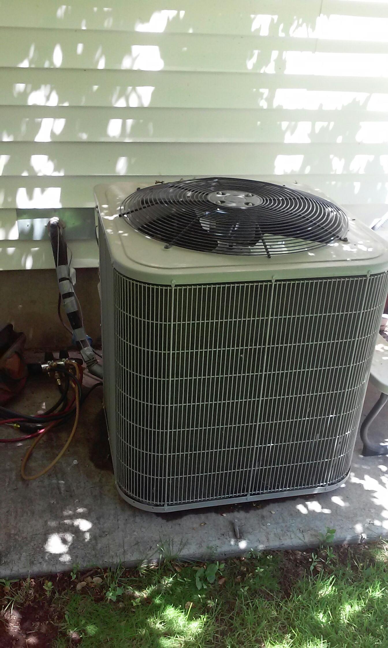 Milford, UT - Air conditioning repair in Milford Utah