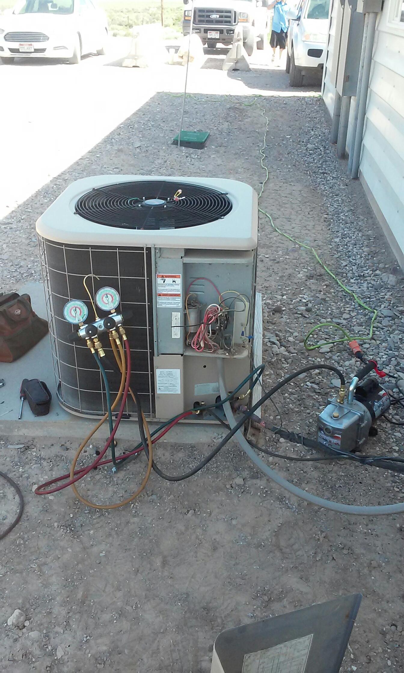 Milford, UT - Amana ac repair in Milford Utah