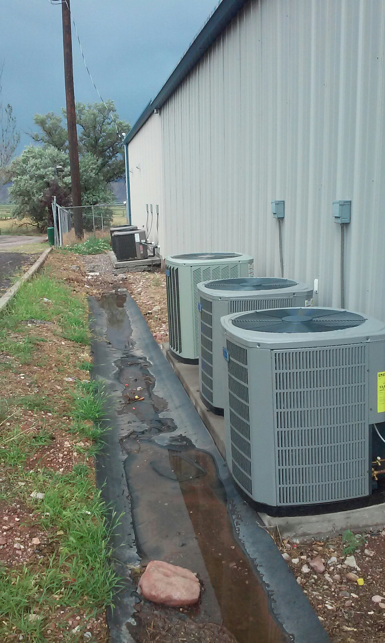 Richfield, UT - 6 unit ac and furnace service and repair plus adding new vents in Richfield Utah