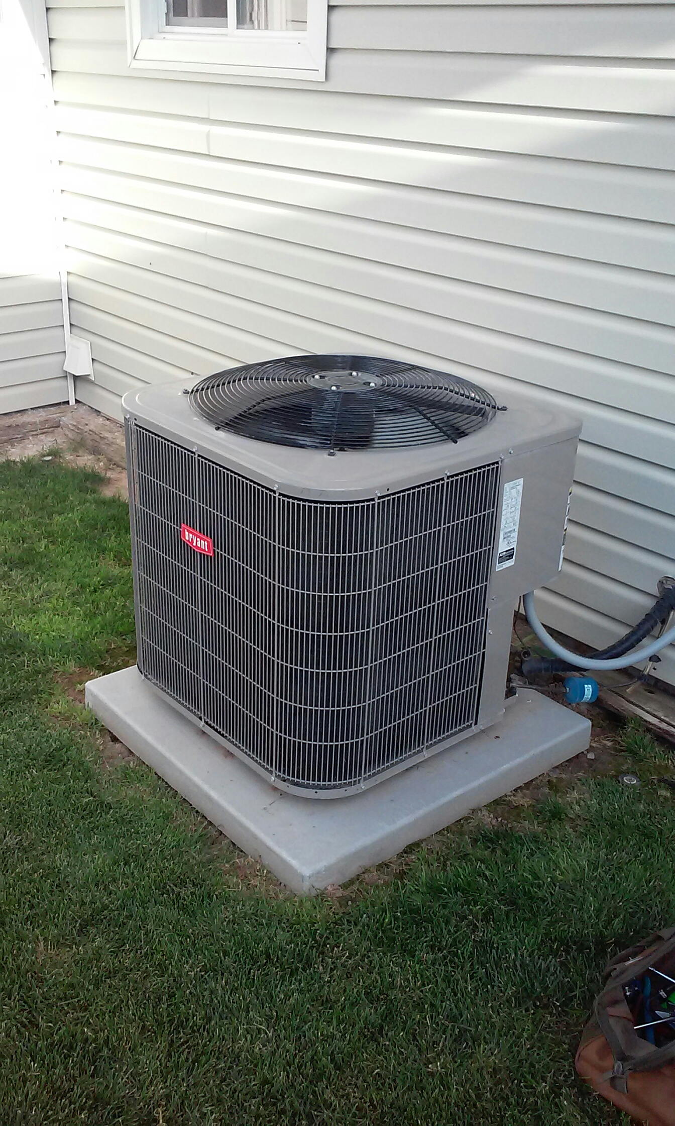 Milford, UT - Repair of a bryant ac in Milford Utah