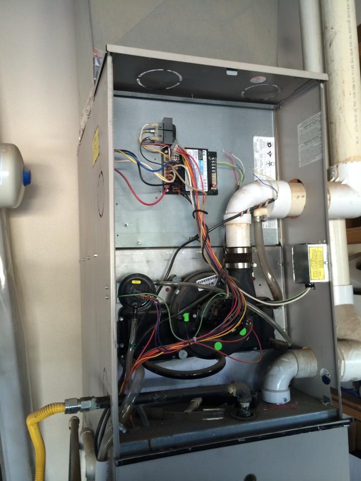 Beaver, UT - Meridian gas furnace repair beaver ut