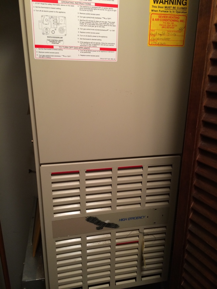 Beaver, UT - Gas furnace repair beaver ut