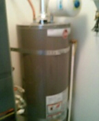 Beaver, UT - Replacement of propane hot water heater in Beaver Utah