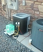 Cedar City, UT - New air conditioning installation in Cedar City Utah
